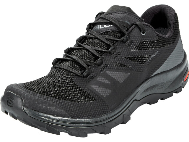 Salomon OUTline GTX Zapatillas Hombre, black/phantom/magnet
